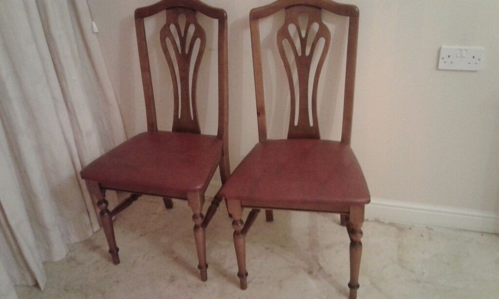 dining room chairs x 4 in Northampton Northamptonshire  : 86 from www.gumtree.com size 1024 x 614 jpeg 54kB