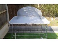 Vango Galley kitchen table