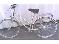 RALEIGH COLLETTE VINTAGE TOWN-BIKE STURMEY ARCHER 3 GEARS 28 INCH WHEEL AVAILABLE FOR SALE