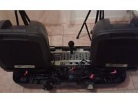 Peavey Escort set Mixers and Speakers