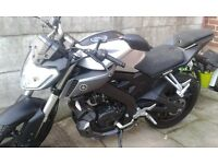 YAMAHA MT125 ABS 2016 A FEW MARKS ON BIKE BUT IN PERFECT RIDING CONDITION.