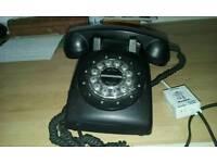 Retro working old look phone