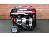 Sensi 3.3kw petrol generator electric start