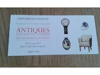 Antiques for everyone (Summer)