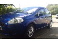 Punto active , 11 months mot , nice colour , runs well, £725