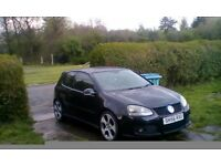 Volkswagen golf gti 56 mk5 gti turbo 3 door 3 owners