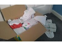 Clothing bundle - NB/upto 1 month/first size