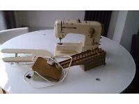 Bernina Sewing machine model 730 Record