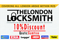 24 Hour Emergency Locksmith services - The London Locksmith