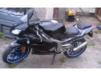 2007 Aprilia RS 125 ** FULL MOT**