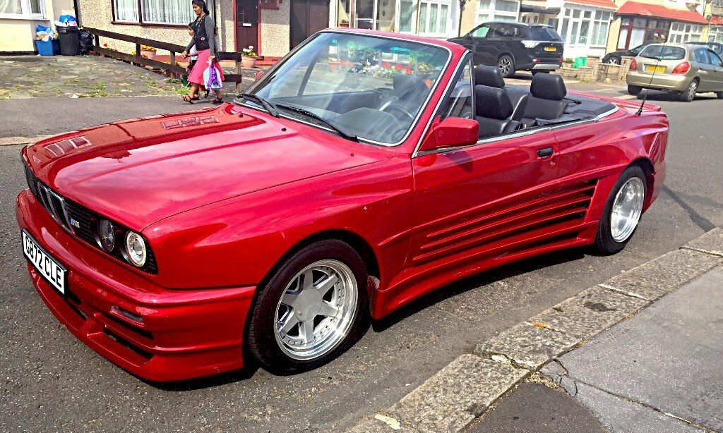 Bmw E30 E36 Convertible Rear Jeffdoedesign Com