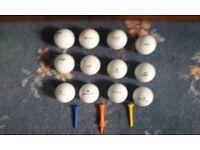 golf balls ( WILSON)