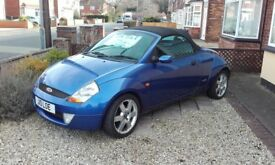 Ford Streetka luxury convertable