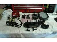 Harley sportster 883/1200 efi parts