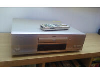 Pioneer DV717 DVD Player - Region Free - Includes Remote - Champagne Color