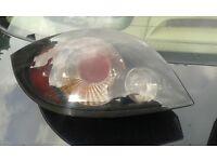 ford ka lexus rear lights
