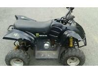 Quad bike 90cc automatic suit 8-14 years
