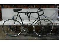 Raleigh Reynolds 501 single speed road bike bicycle