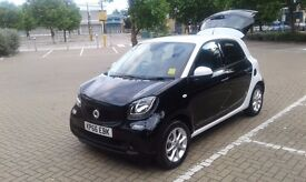 Low mileage immaculate Forfour Passion