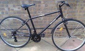 Btwin Riverside Hybrid Bicycle