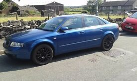 Audi a4 1.8t 190bhp (new timing belt and water pump)