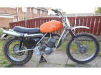 AJS STORMER Y4 250 1969