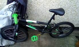 3 x bmx bikes
