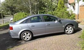 2007 Vauxhall Vectra 1.8i Exclusive, 6 months MOT