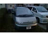 Toyota lucida estima x luxury m.o.t till July 2017 8 seater £500 o.n.o