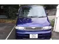 Mazda Bongo 1996 8 seater. 2.5 TD 12 m mot