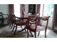 Due to time wasters still available Dining Table and 6 Chairs - great condition. Must sell.