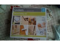 New Lindam home safety kit 21 pieces