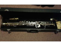 Century Soprano saxophone