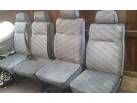 Van/mini bus seats v.clean £80