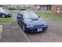 Subaru Impreza WRX STI 1995 import