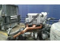 Engine 2.4 Mercedes 507 diesel old shape