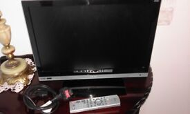 TEAC 18 inch tv in excellent condition