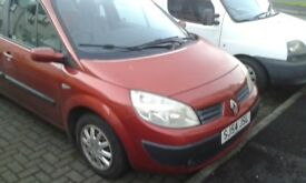 Renault Megane Scenic Expression 1.4 NOW SOLD