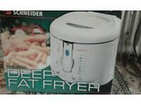 Schneider deep fat fryer