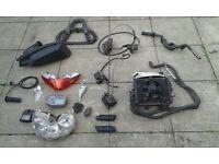 Sportcity 125cc Parts