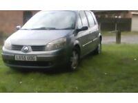 2005 Renault Scenic 1.9 DCi