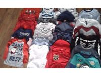 Boys 1,5-2 and 2-3 clothes