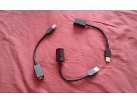 **ThinkPad Slim Power Conversion Cable**IBM**LENOVO**L01DC001-NB-R**BRAND NEW**MANY AVAILABLE**