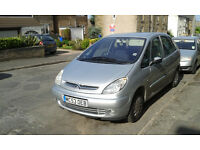 Citroen Xsara Picasso Desire Silver 1.6 - Cheap price for quick sale - reasonable offers accepted
