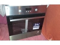 Brand New and unused Electrolux Integrated Electric Oven