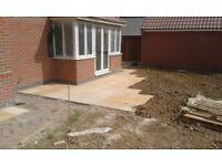 Gardening/Landscapeing/Slabbing/fenceing/General construction