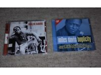 MILLS DAVIS JAZZ TWO DOUBLE ALBUMS