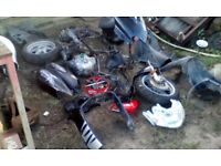 Yamaha scooter for spares