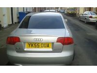 Audi a4 2.0 tdi S-line 170hp 6sp manual 2005, Mot