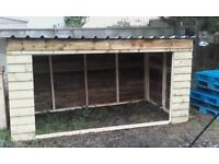 10ft x 6ft field shelter